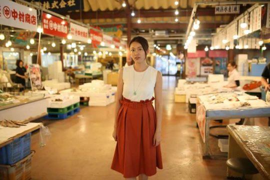 鳥取鮮魚市場
