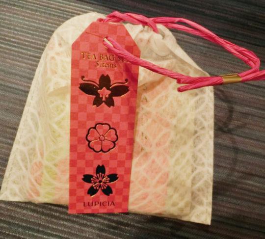 ルピシアの桜紅茶